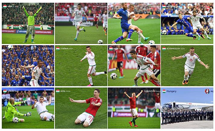 [UEFA EURO 2016 naptár]
