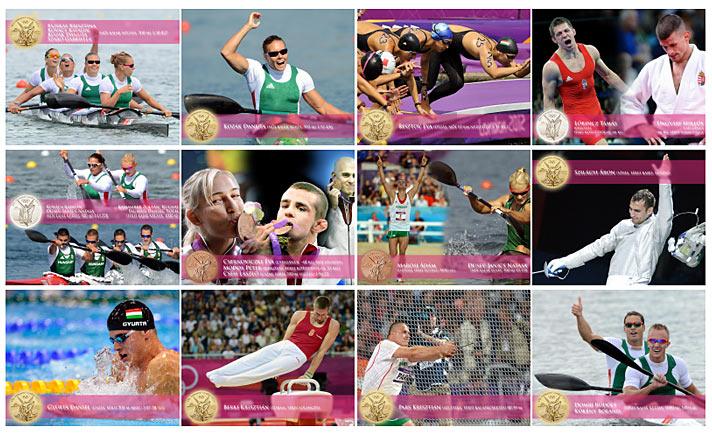 [Olimpiai naptár, 2012 London]